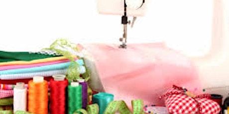 Beginning Sewing tickets