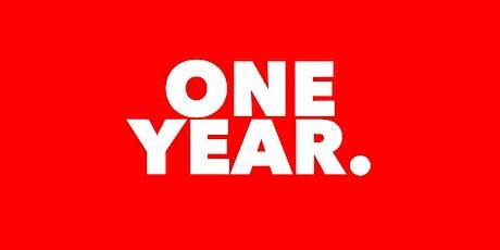 DAS 16+ MEGA FESTIVAL - ONE YEAR. Tickets