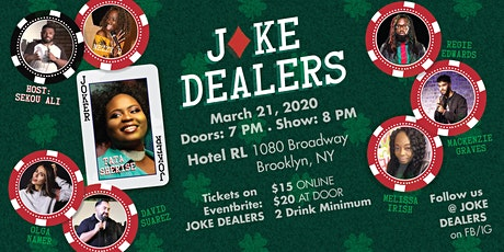 Joke Dealers tickets
