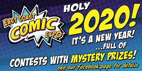East Coast Comic Expo tickets