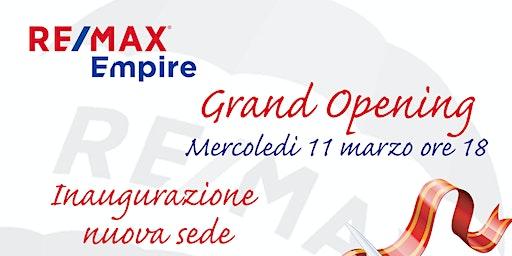 Inaugurazione nuova sede REMAX Empire