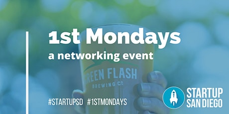 StartupSD 1st Mondays - April 2020 tickets