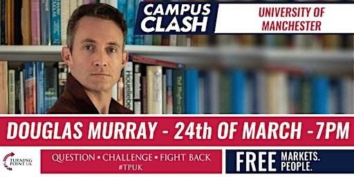 Douglas Murray at Manchester University - TPUK Live Event