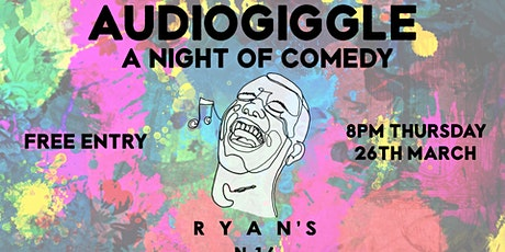 AudioGiggle at Ryan's N16 (Comedy Night) tickets