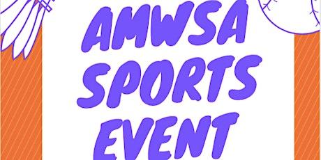 AMWSA Sports Event at Roehampton University  tickets