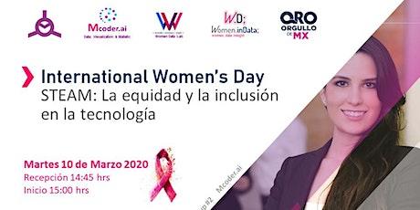 International Women´s Day Querétaro 2020 (IWDQ) boletos