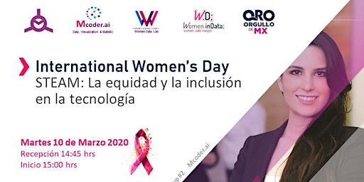 International Women´s Day Querétaro 2020 (IWDQ)