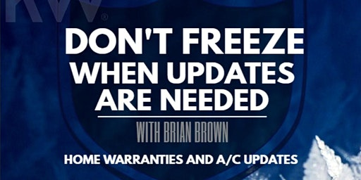 Don't Freeze When Updates Are Needed
