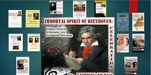 Immortal Spirit of Beethoven: Ludwig at 250. Bridging Classical to Romantic