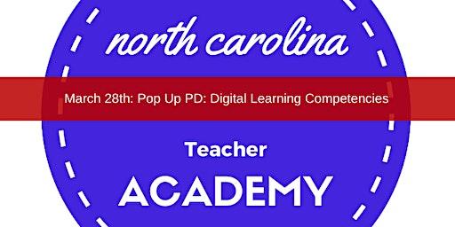 Pop Up PD: DLC Digital Citizenship for Teachers