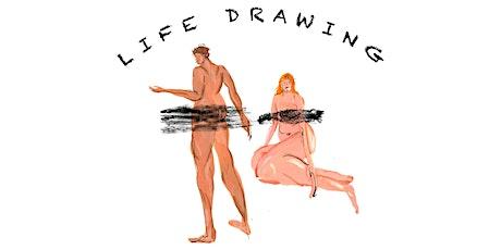 Life Drawing Workshop - Stickfigures tickets