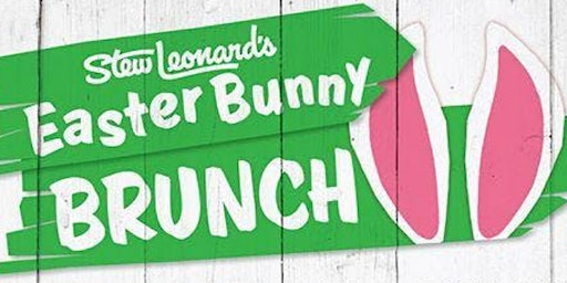 Breakfast with the Easter Bunny at Stew Leonard's in Newington