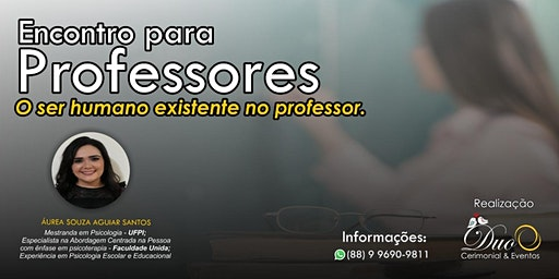 Encontro para Professores