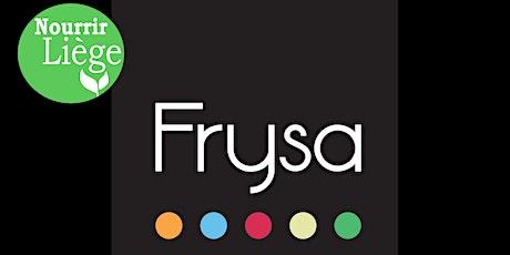 Visite de l'atelier du glacier artisanal Frysa et dégustation gratuites. billets