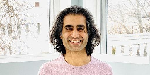 Yoga Nidra Meditation & Gentle Yoga with Janak