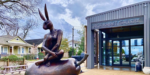 Leap Day Bash at Jack Rabbit Gallery (Live Music, Food Trucks, and Art!)