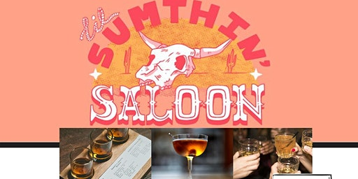 Whiskey Wednesday at Lil Sumthin' Saloon