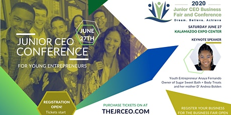 Kalamazoo Youth Business Conference 2020 tickets