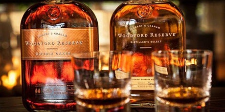 Whiskey Wednesday with Woodford Reserve...limited edition pours and more tickets