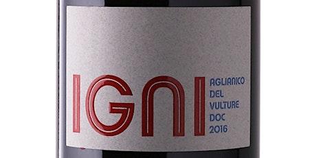 Igni Wine Tasting with Jeff Porter! biglietti
