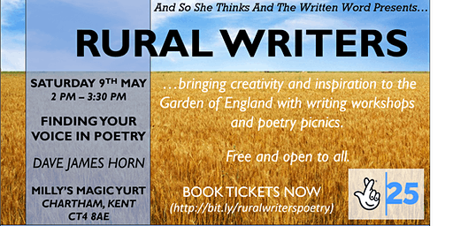 Rural Writers - Finding your voice through poetry with Dave Horn