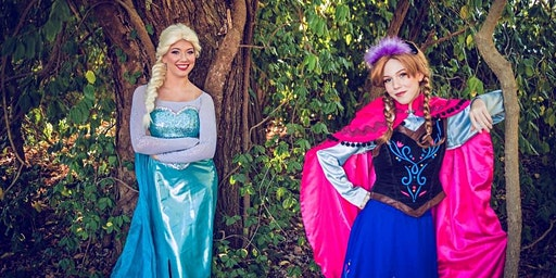 Meet and Greet Anna & Elsa