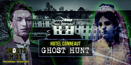 Hotel Conneaut Ghost Hunt & Overnight Stay | Friday March 27th tickets