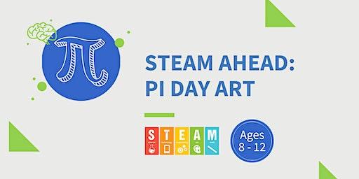 STEAM Ahead: Pi Day Art