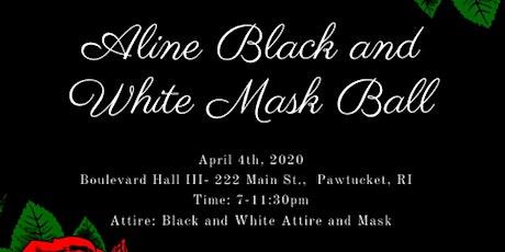 Black and White Attire Ball tickets