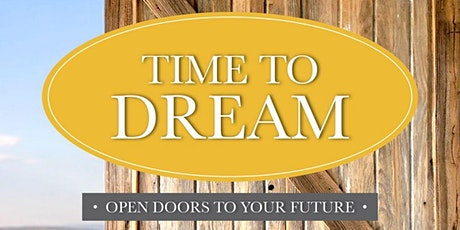 Time to Dream Small Group Discussion tickets
