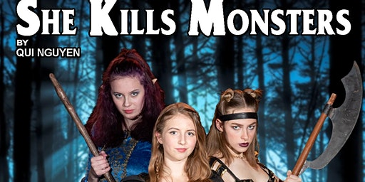 She Kills Monsters presented by Tualatin HS Theater Dept