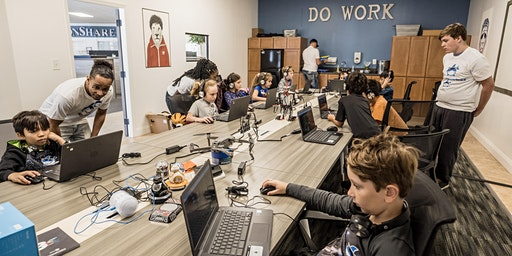 Weekend Coding Camp for Kids - Hosted by The Coding Sharks