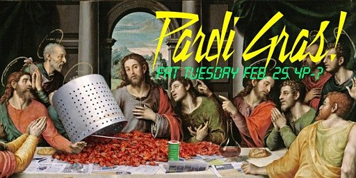 Voodoo Rendezvous / Fat Tuesday Crawfish Party!