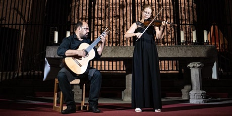 "DUO ""VIOLIN & GUITAR""  - SITGES  AGO 7 tickets"