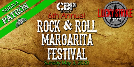 Cinco De Mayo Margarita Festival • 2020 tickets