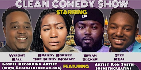 Soulful Sunday Clean Comedy Show tickets