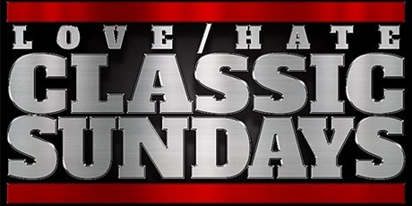 Love/Hate Classic Sundays Day Party WMC Closeout tickets