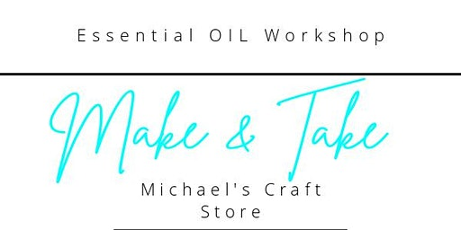 Make & Take Essential Oils Workshop