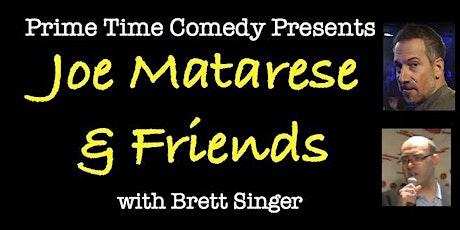 Joe Matarese and Friends 3/26/20 tickets