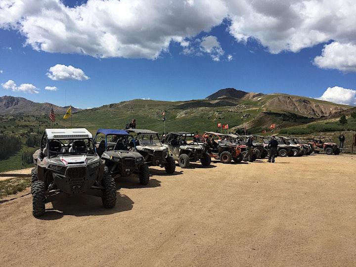 Taylor Park UTV Rally in Colorado - 2021 image