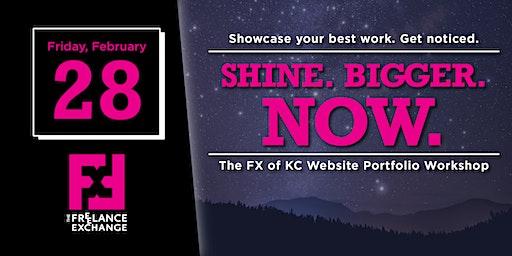 FX of KC Portfolio Posting Workshop