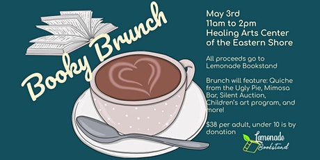 Booky Brunch tickets