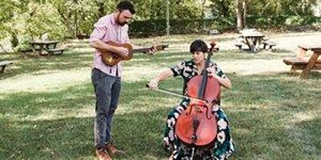 Wine on the Terrace with musicians Brooke & Nick tickets