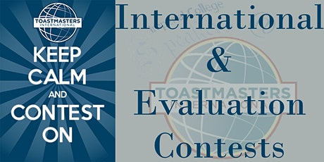 International and Evaluation Club Contests tickets