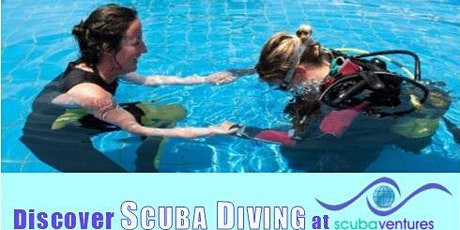 Learn to Dive: Discover Scuba Diving tickets