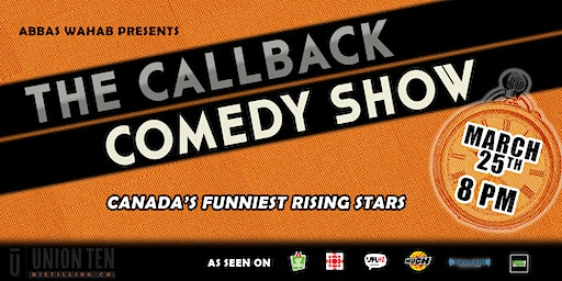 The Call Back Comedy Show