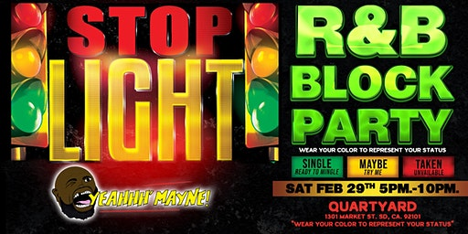 R&B Block Party: Stop Light Edition