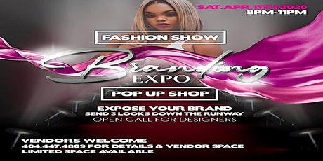 Brand Expo Fashion Show and Pop Up Shop tickets