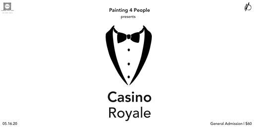 Casino Gala by Painting 4 People