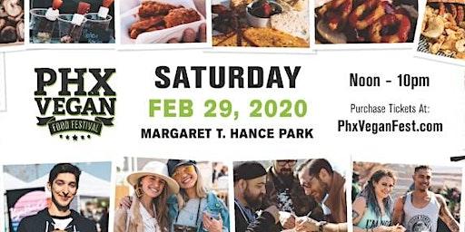 The PHX Vegan Food Festival